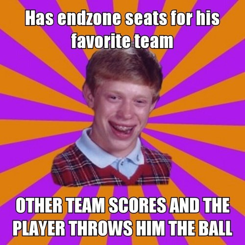 bad luck brian sports - 7992466944