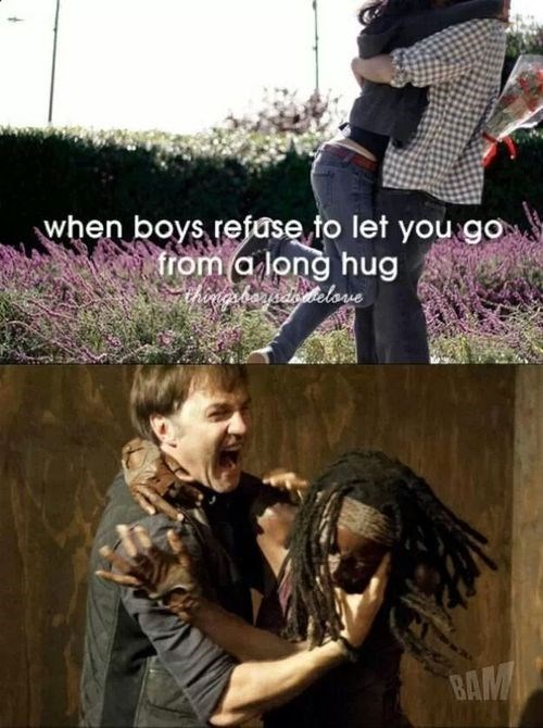 boys michonne the governor