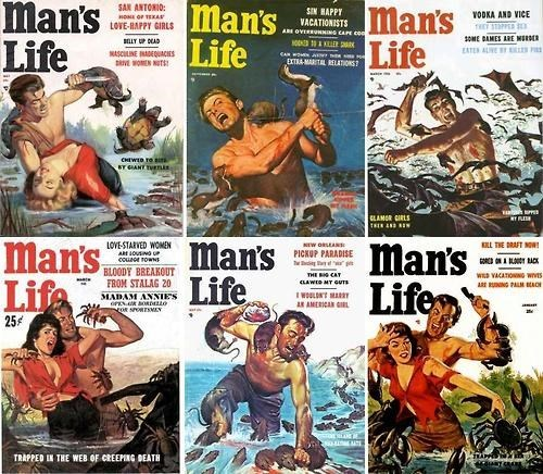 men mans-life magazines - 7992631808