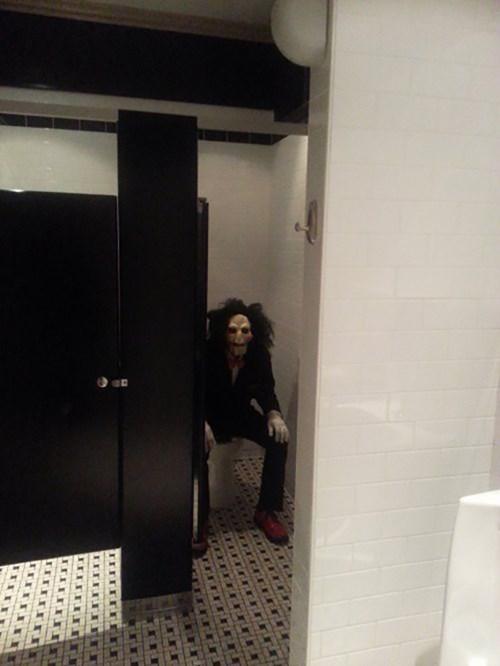 Awkward bathrooms jigsaw saw wtf - 7992645120