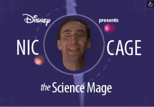 bill nye mage funny science nick cage wtf g rated School of FAIL - 7993607168