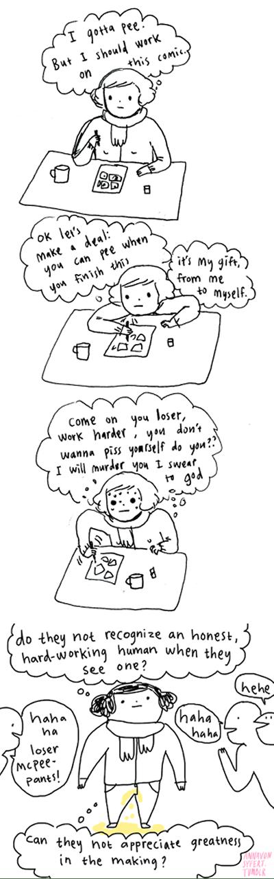 pee sad but true web comics - 7993757184