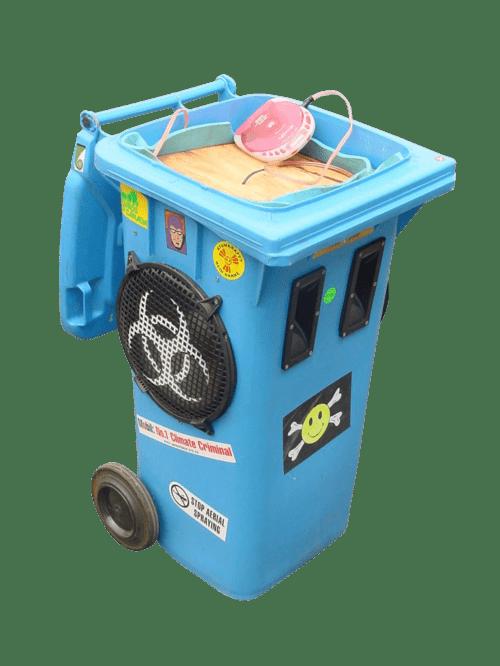 puns rubbish wtf trashcans