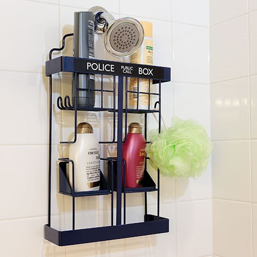 doctor who shower nerdgasm tardis - 7993883648