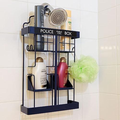 doctor who shower nerdgasm tardis - 7993883648