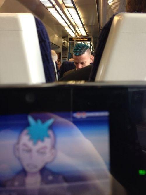 battling IRL Pokémon - 7994309120