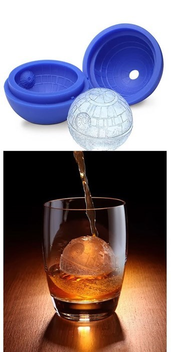 star wars whiskey awesome ice funny - 7995407872
