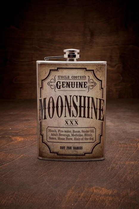 subtle flask moonshine funny - 7995461376