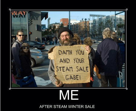 sign,homeless,steam sale,funny