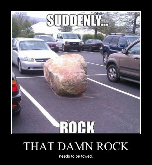 wtf rock cars funny - 7995591680
