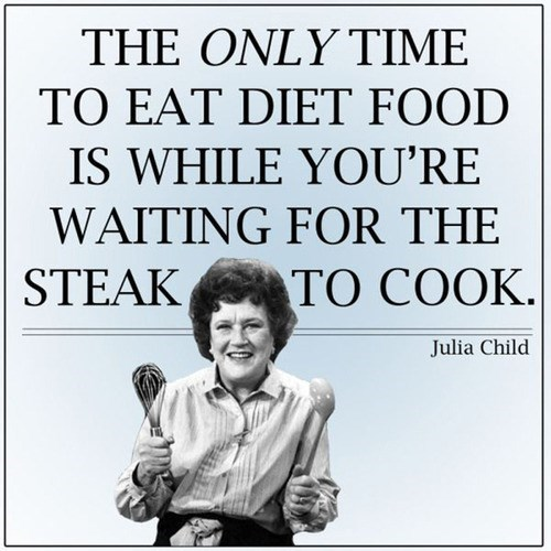diets,julia child,food