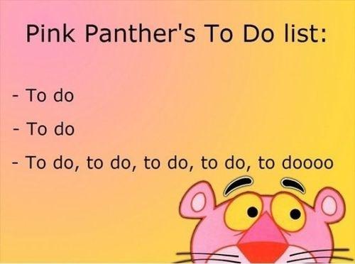 puns pink panther - 7995856128
