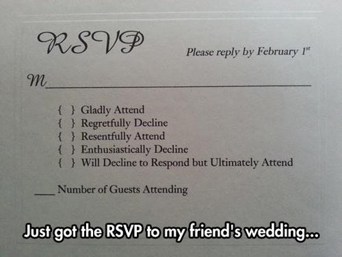 R-S-V-P,weddings