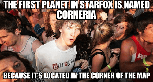 Star Fox sudden clarity clarence - 7995987200
