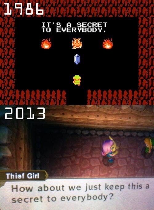 video games zelda a link between worlds - 7996051968