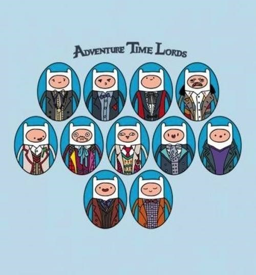for sale t shirts doctor who adventure time - 7996149248