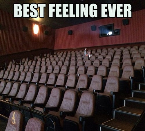movie theater,Feels Good Man