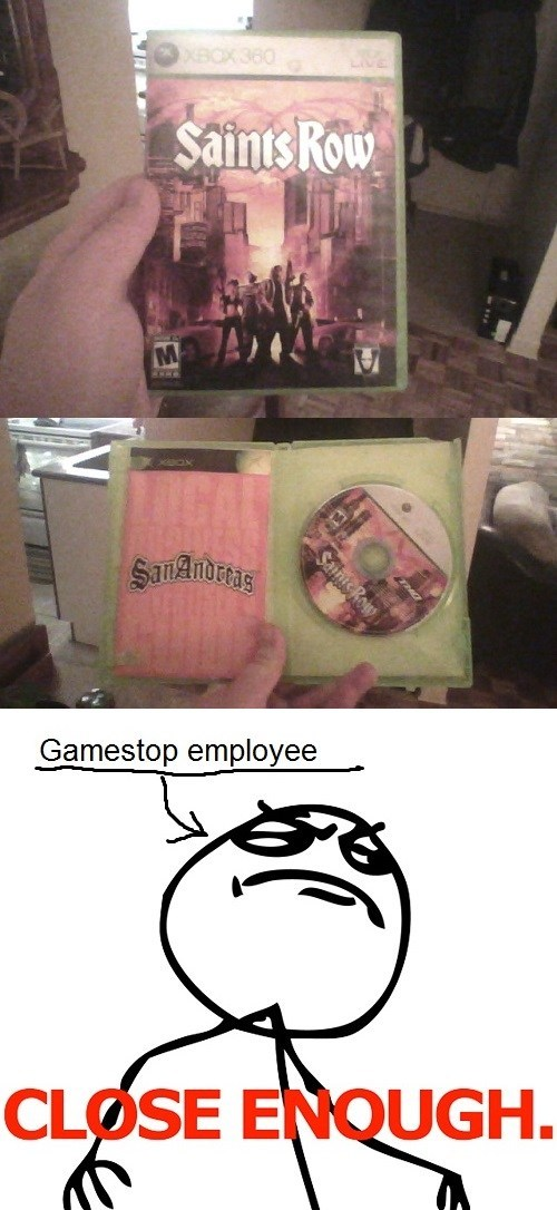 saints row gamestop san andreas