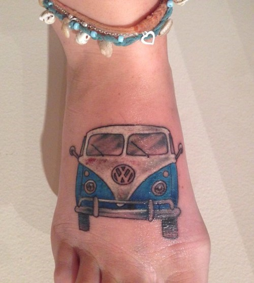 vans feet tattoos - 7996430080