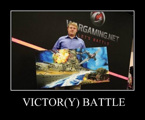VICTOR(Y) BATTLE