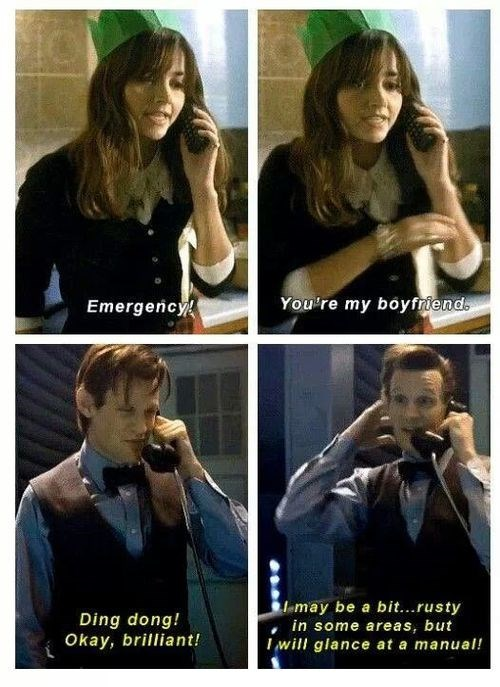 christmas special,11th Doctor
