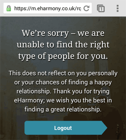 eharmony dating g rated - 7997629440