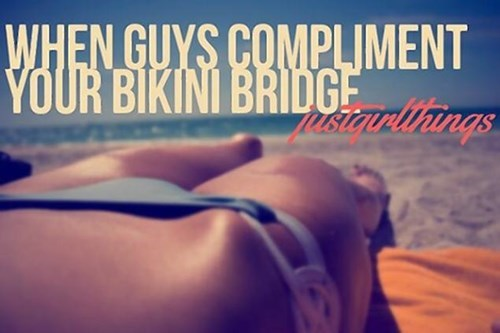 bikini bridge hurtful body image hashtag women - 7997645568