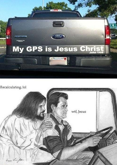 jesus god gps - 7997700352