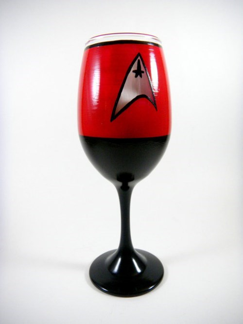 for sale,wine glass,Star Trek