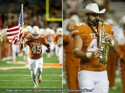 texas football college football band - 7997710592