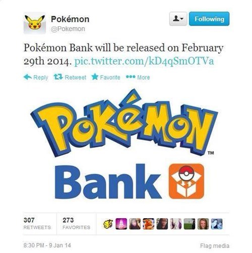 fake,pokemon bank,not a leap year