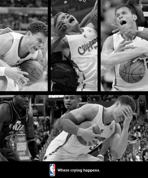 nba clippers crying - 7997757696