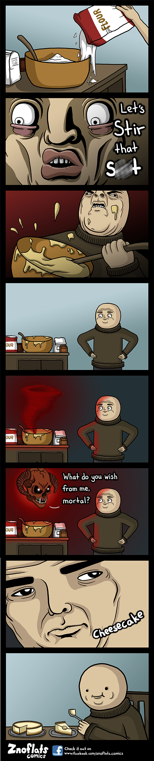 baking devil web comics - 7997769216