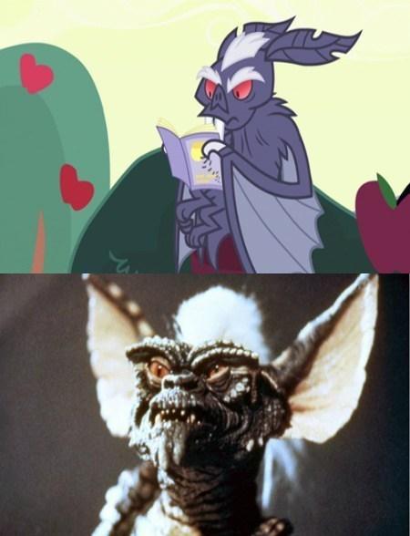 gremlins,bats,MLP