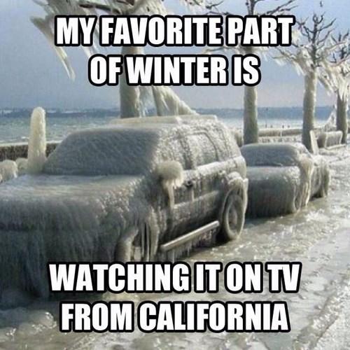 snow winter lol u cold