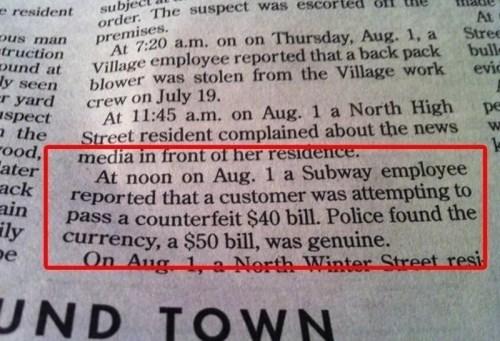 news work Subway - 7997822976