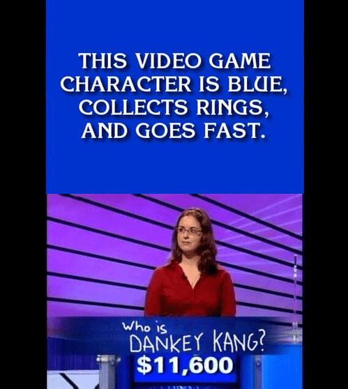donkey kong sonic the hedgehog video games - 7998507776