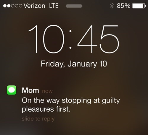 text,TMI,moms,parenting