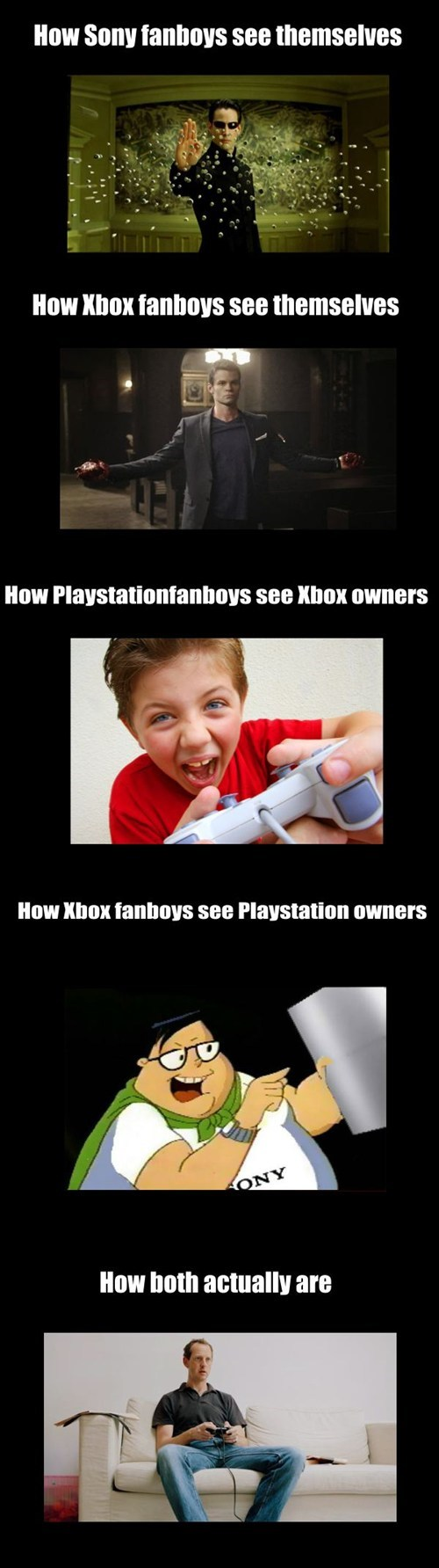 fanboys consoles gamers - 7999002624