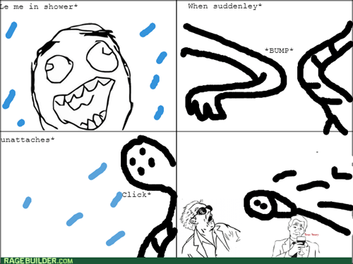 showers,rage