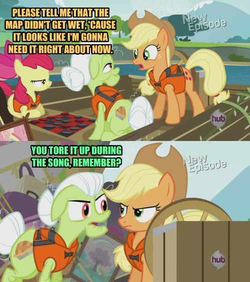 applejack Apple Family apple bloom map granny smith - 7999753472