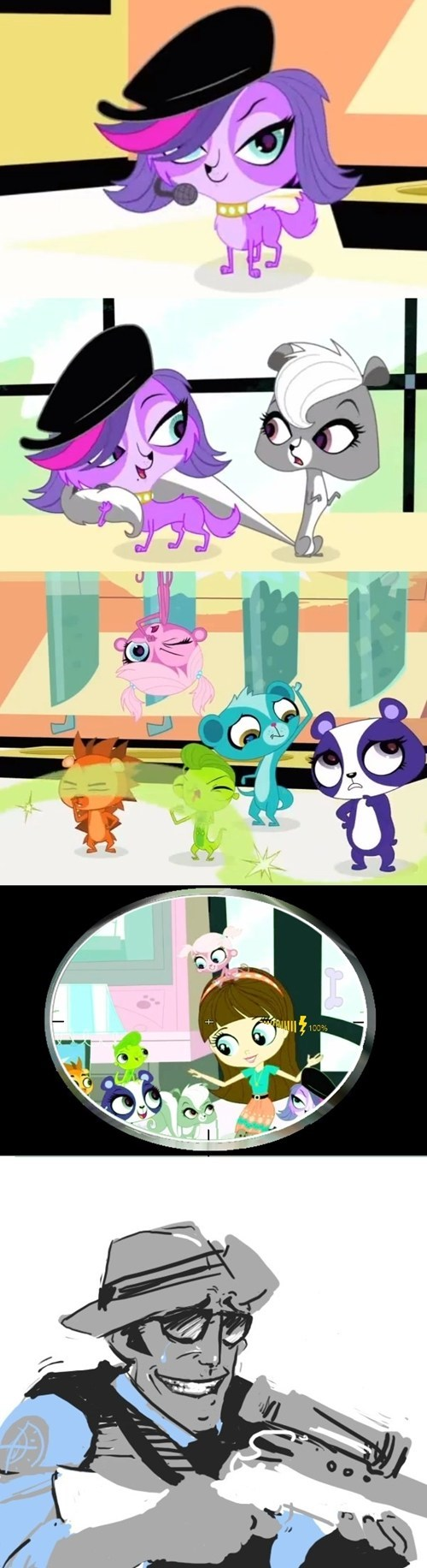 littlest pet shop cartoons TF2 - 8000548352