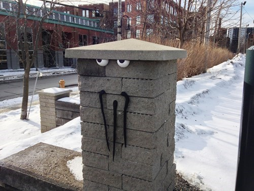 toronto,Street Art,list,googly eyes