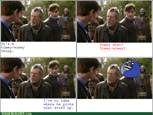 doctor who,i lied,Rage Comics