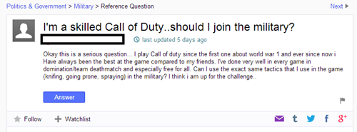 call of duty military failbook g rated - 8001857536