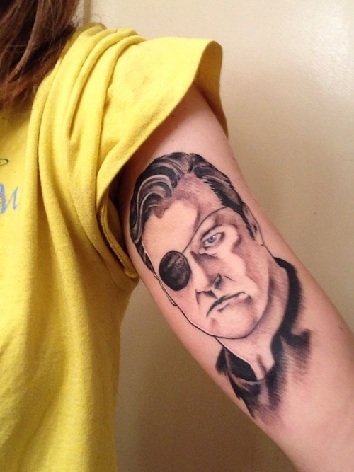 the governor tattoos The Walking Dead - 8002155264