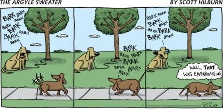 blue tooth dogs web comics - 8002201856