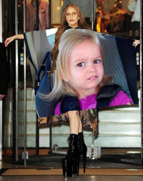 Music fashion Memes lady gaga - 8002347008