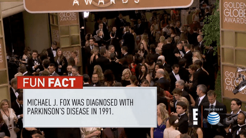 golden globes,michael j fox,parkinsons