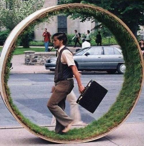 grass Life Hack wtf walking - 8002410240